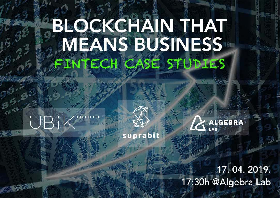 Blockchain that means Business Meetup